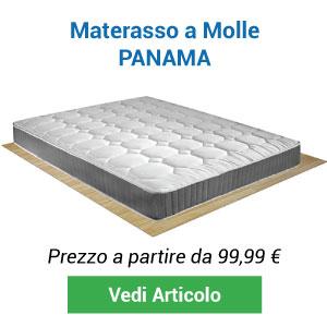 Materasso a molle Panama Comprarredo