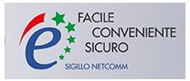 Sigillo Netcomm: acquista in sicurezza e con qualità su Comprarredo