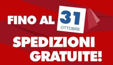 Prezzi iva inclusa fino al 31 OTTOBRE 2015