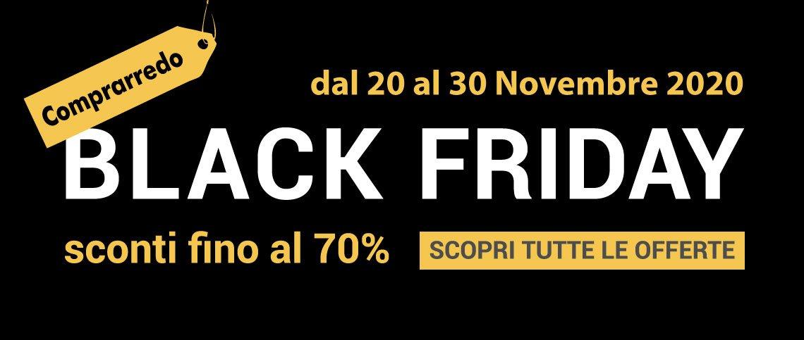 Black Friday Materassi: sconti fino al 70%